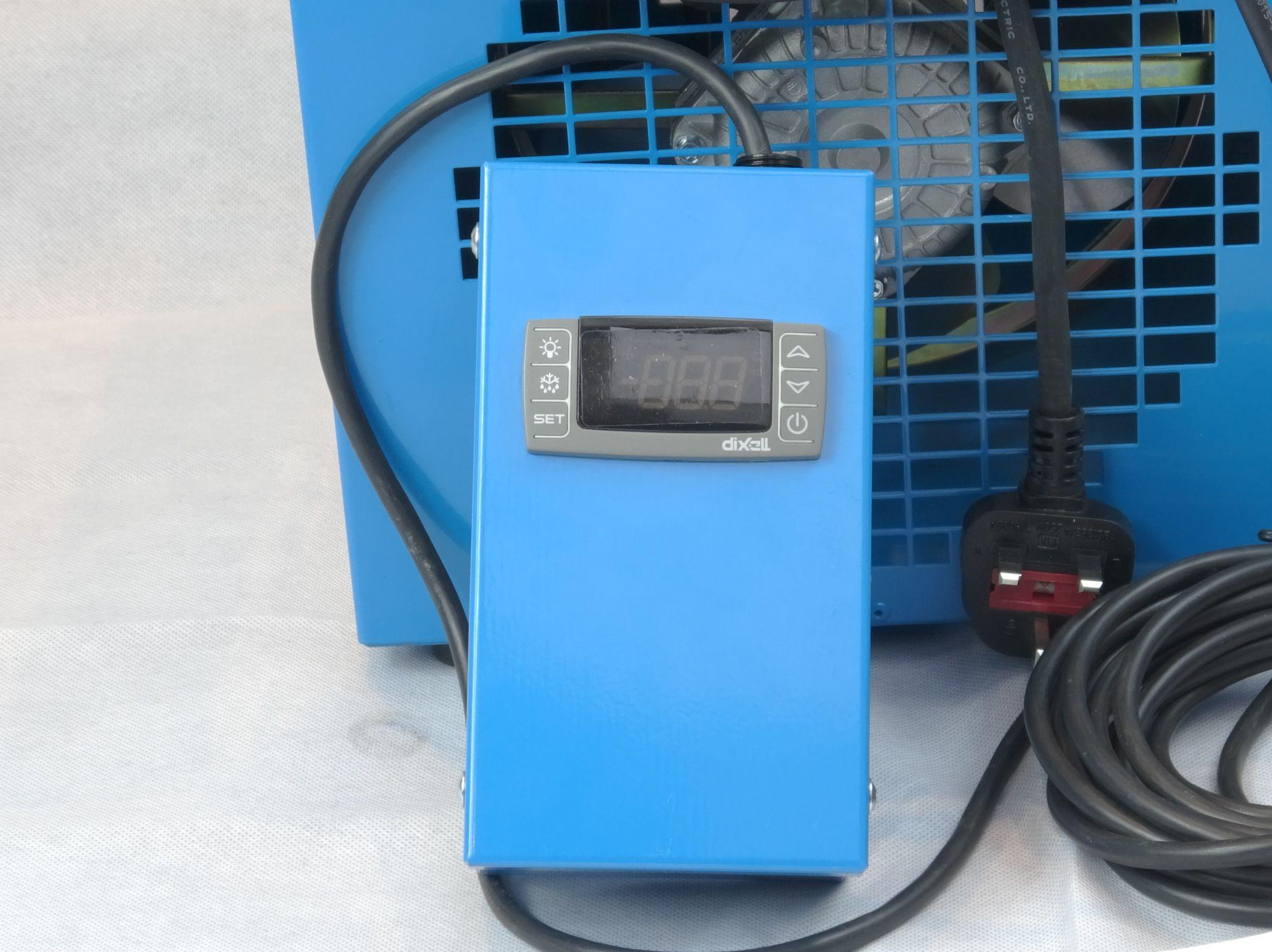 High Temp Electric Heater Ff3t 13 3kw 12000btu With